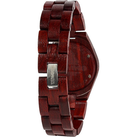 WeWood Odyssey Red Wing Celtis Wood Watch | Brown