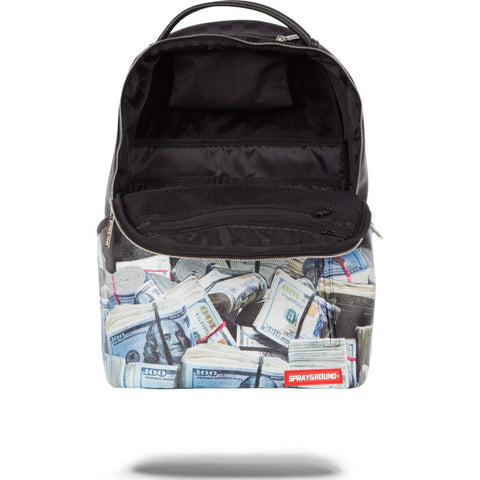 Sprayground Offshore Account Backpack | Grey 9100B937Nsz