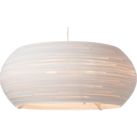 "Graypants Scraplight Ohio 32 Pendant Light | White 32.0"" Diameter GP-1232-UL"