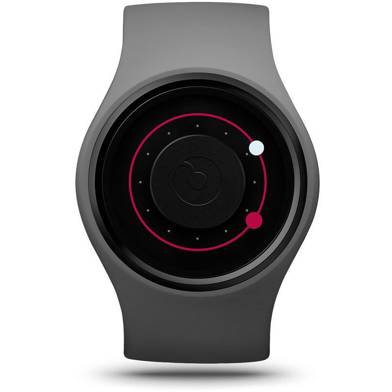 ZIIIRO Orbit Grey - Magenta Watch | Z0003WGYM