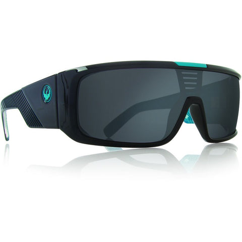 Dragon Orbit Palm Sunglasses | Springs Pool/Grey