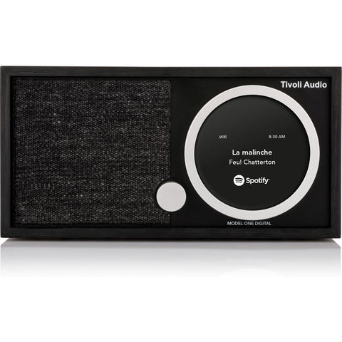 Tivoli Audio Model One Digital Bluetooth Speaker Radio | Black M1DBLK
