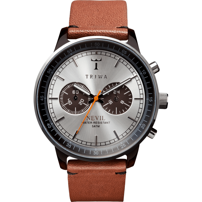 Triwa Nevil Watch Havana Brown NEAC102-B