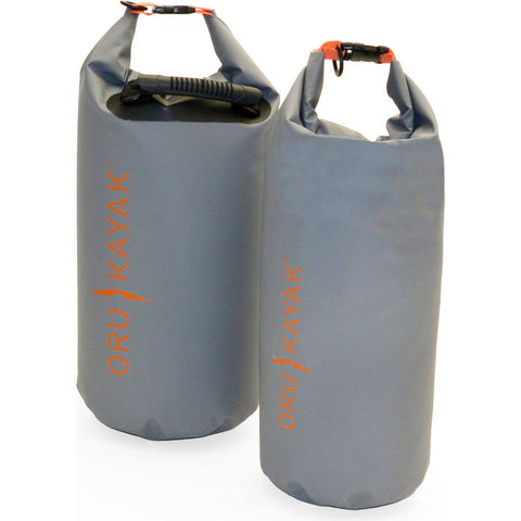 Oru Kayak Waterproof Dry Bag | Gray