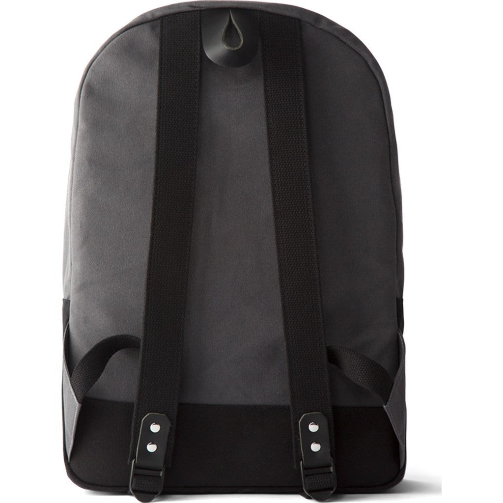 Jack + Mulligan Miller Backpack | Charcoal / Black