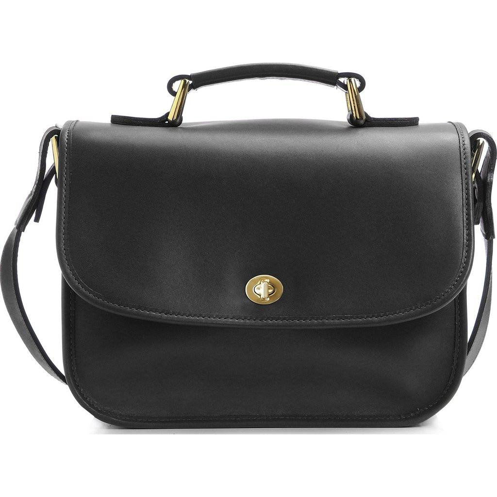 ONA Palma Camera Satchel | Black ONA017BL