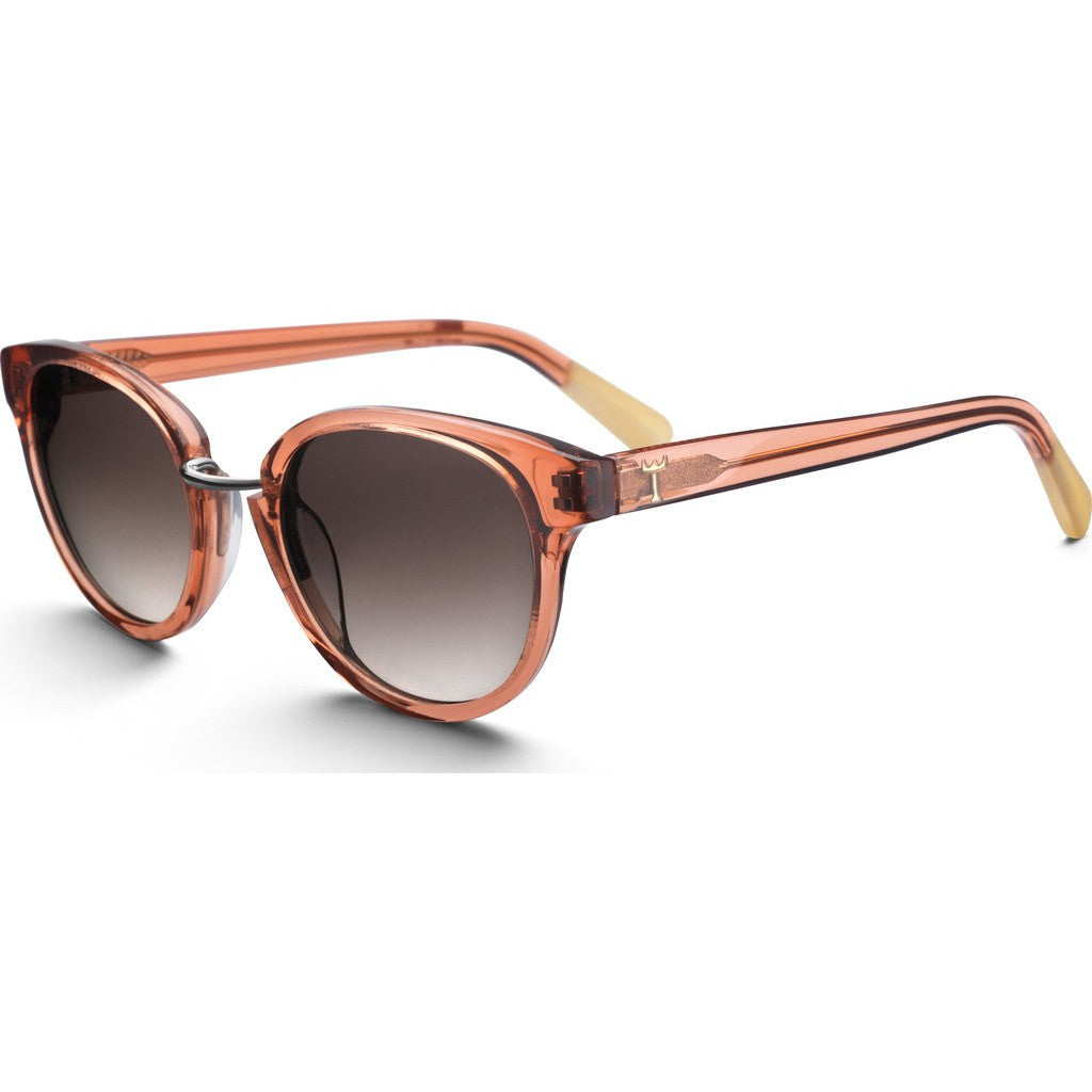 Triwa Nicki Sunglasses | Peach SHAC201