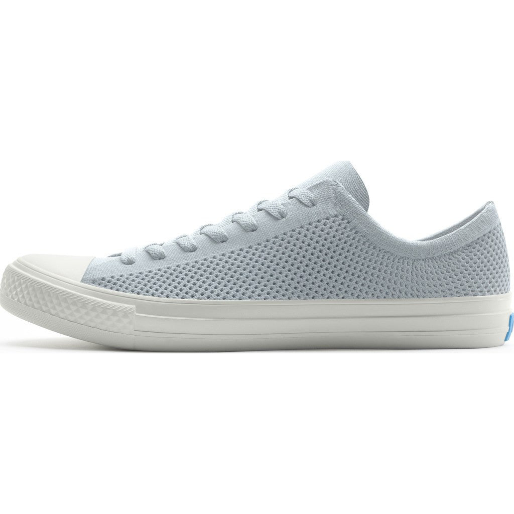 People Footwear Phillips Knit Men's Shoes | Gallery Grey/Picket White