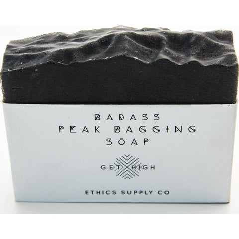 Ethics Supply Co. Badass Peak Bagging Soap | Pike's Peak