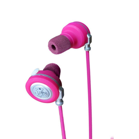 Noizy Kameleon Series Bluetooth Headphones | Pink