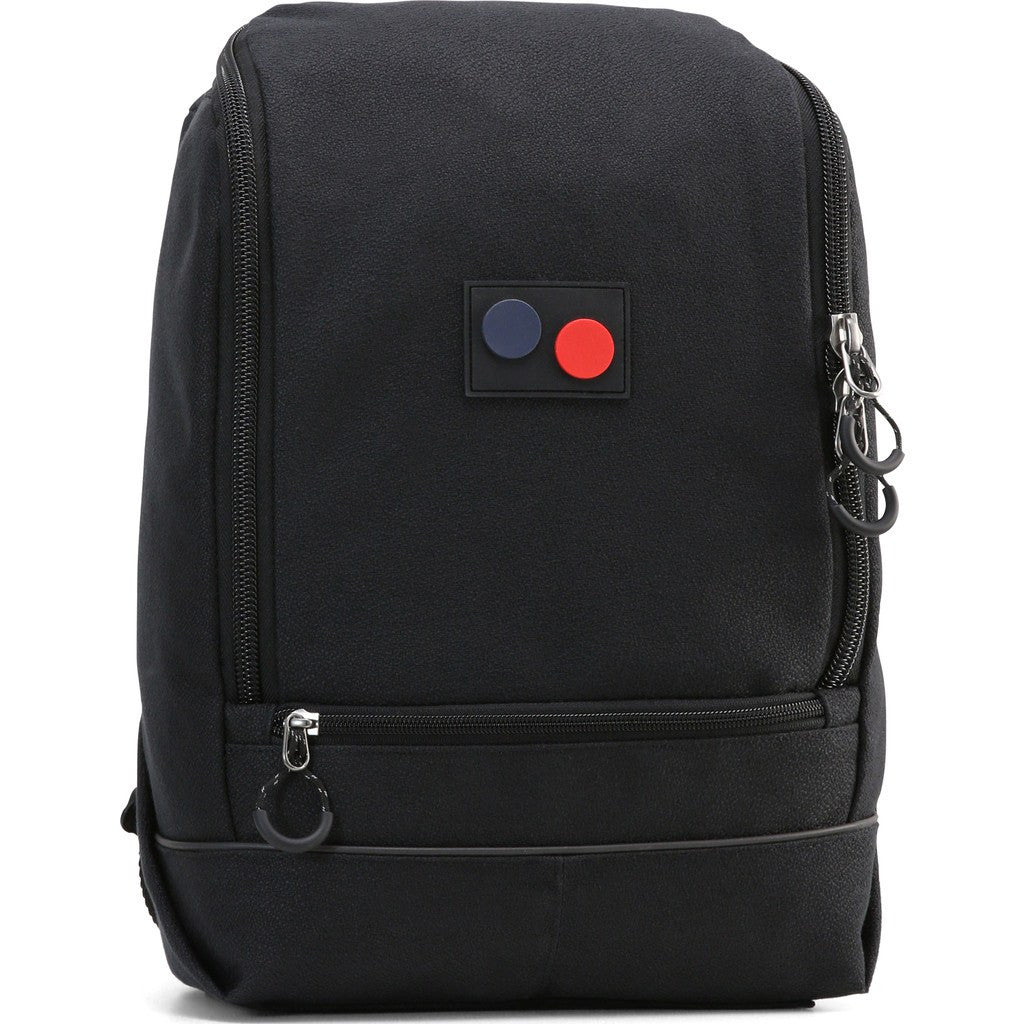 Pinqponq Okay Maxi Backpack | Minimal Black PPC-OKM-002-801