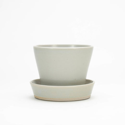 WRF Lab Stone Small Planter / Sky