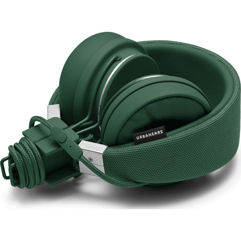 UrbanEars Plattan 2 On-Ear Headphones | Emerald Green - 4092054