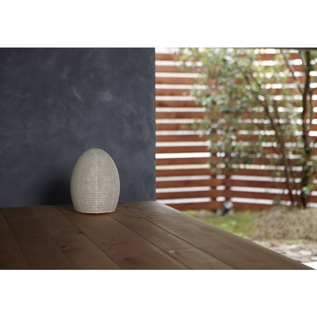 Asano Paper Moon Table Lamp | Egg-AS-PM-01