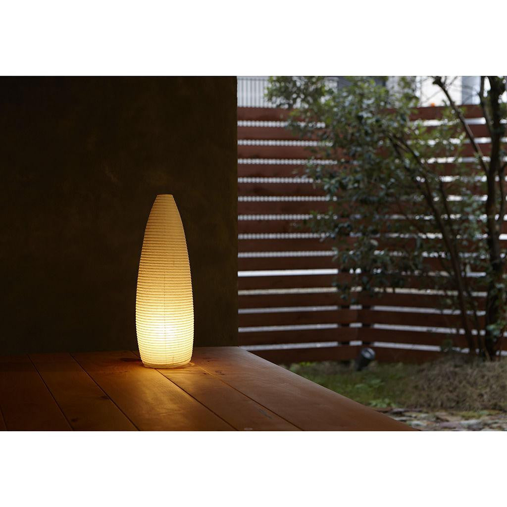 Asano Paper Moon Table Lamp | Cone-AS-PM-03