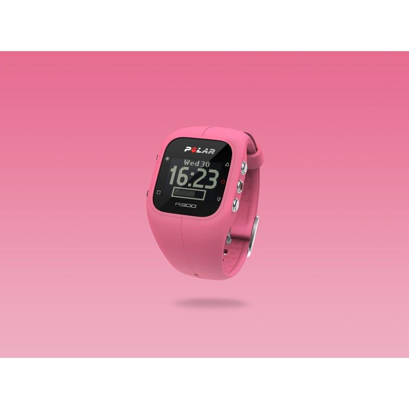 Polar A300 Fitness & Activity Tracker Watch | Pink