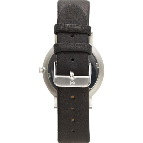 Shore Projects Poole Watch with Leather Strap | Black W002S014S
