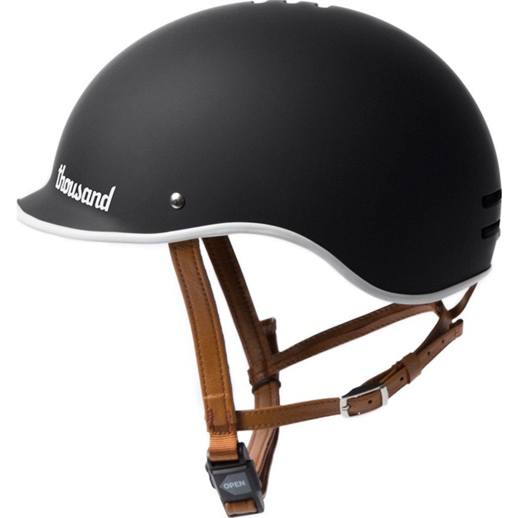 Thousand Heritage Collection Helmet | Carbon Black