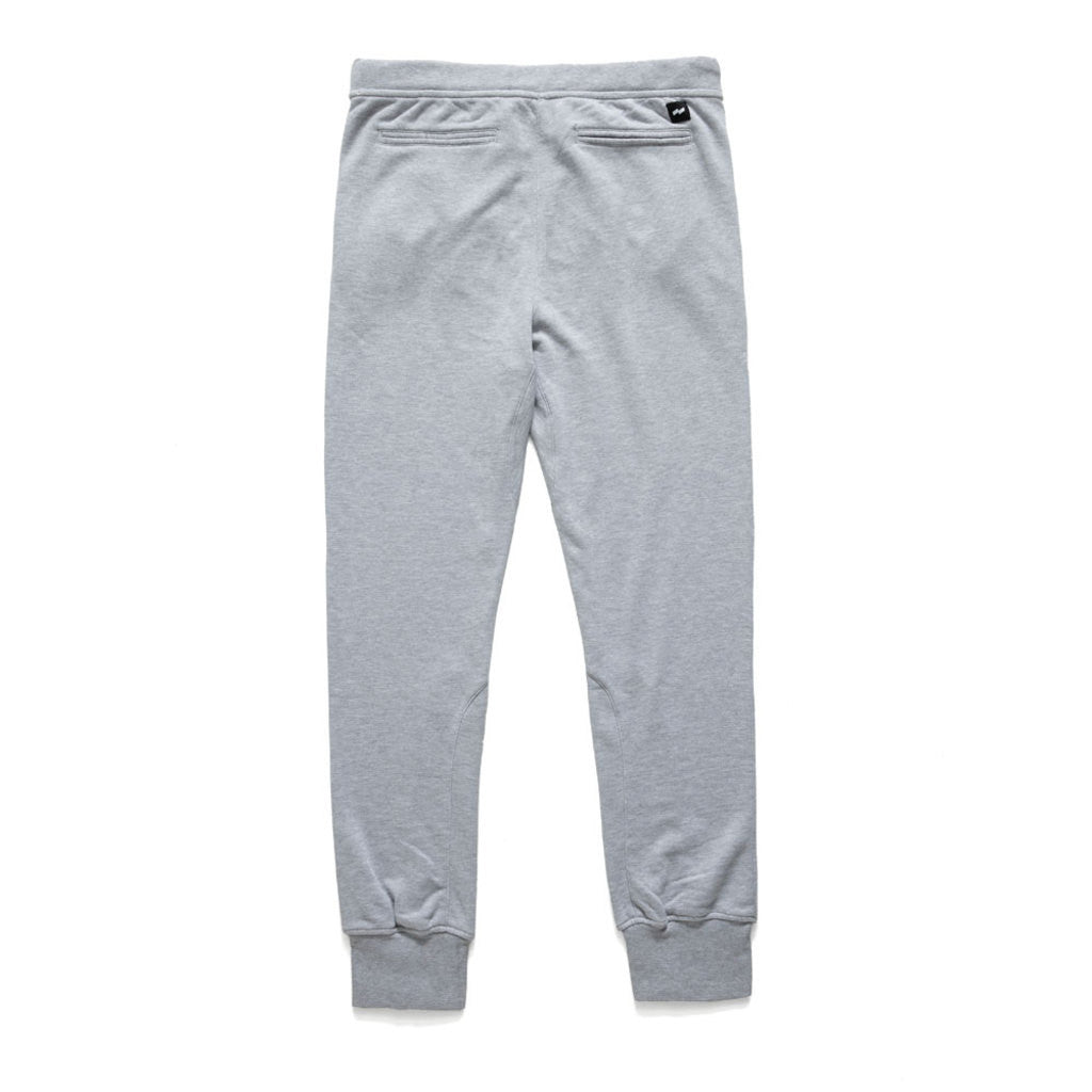 Banks Campden Track Pant | Heather Grey PT0006