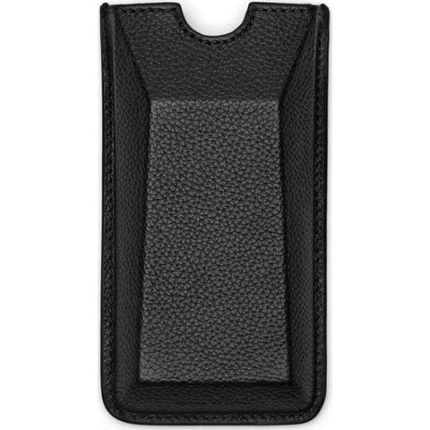 Punkt. MP02 Leather Phone Case | Black