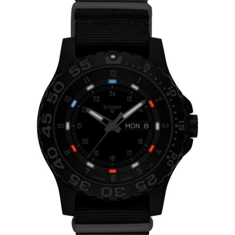 traser H3 P66 Shade RWB Watch | Nato Strap 107371