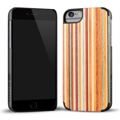 Recover Classic Skateboard Wood iPhone 6 Plus Case