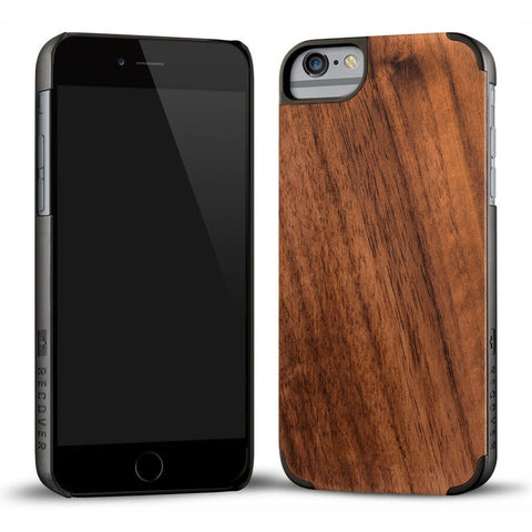 Recover Classic Wood iPhone 6 Case | Walnut