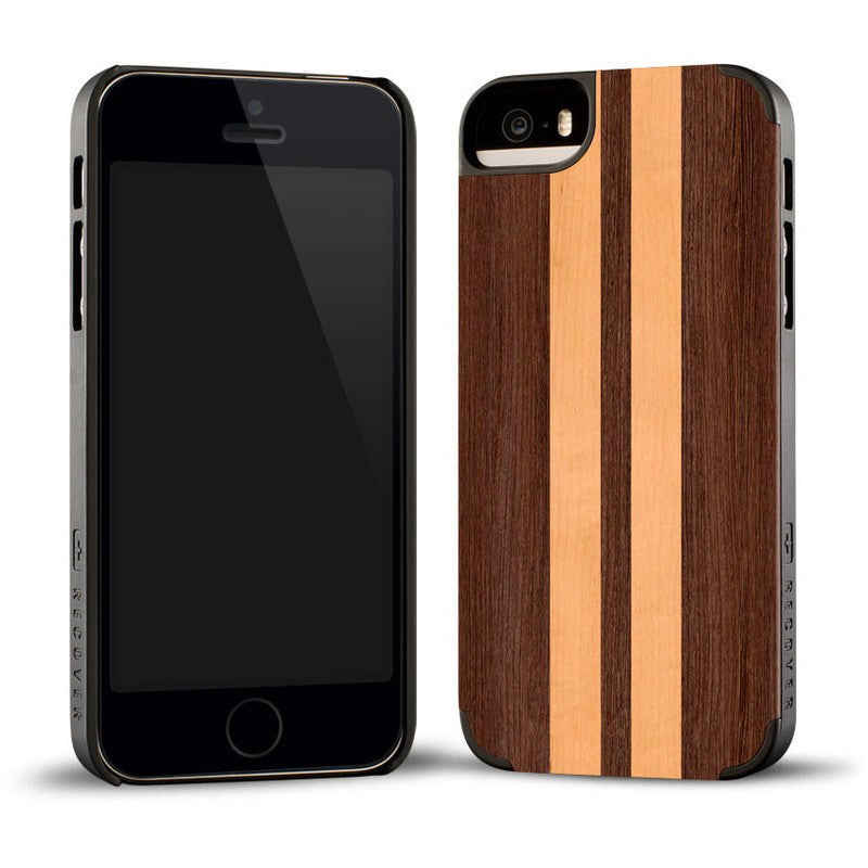 Recover Classic Wood iPhone 5/5s Case | Wenge