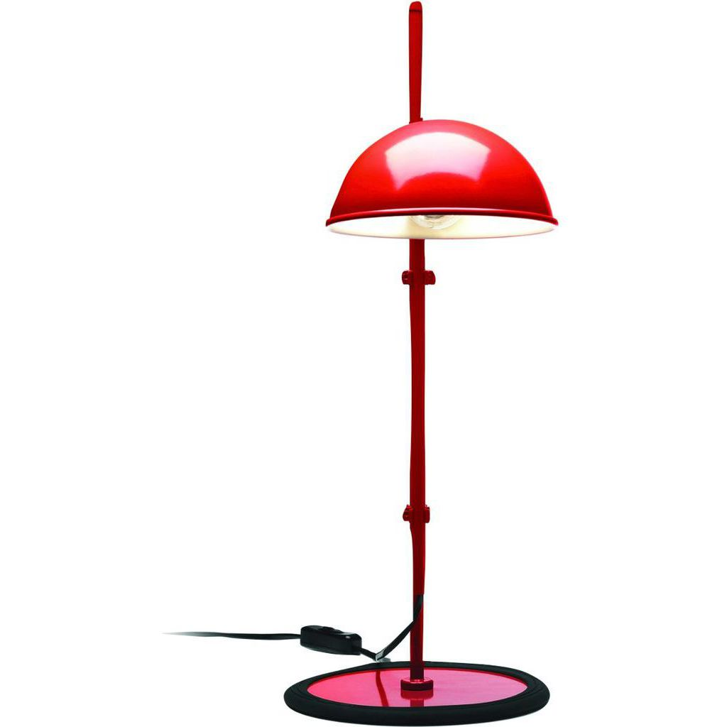 Marset Funiculi Desk Lamp | Red