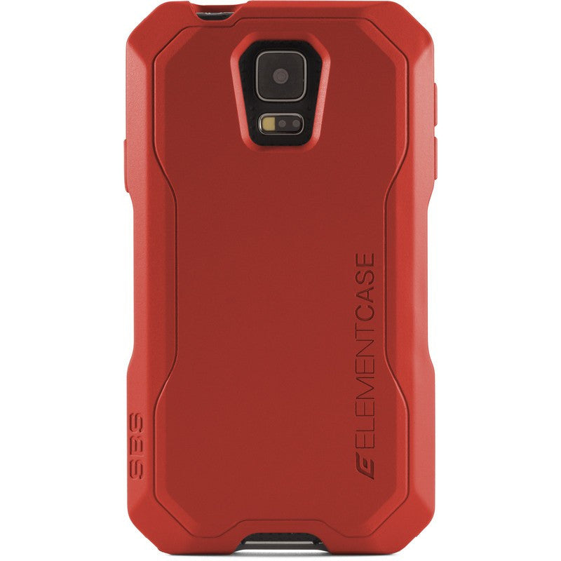 ElementCase Recon Chroma Samsung Galaxy S5 Case Fire Red