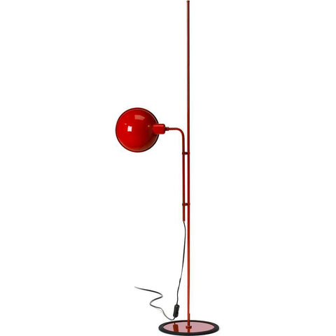 Marset Funiculi Floor Lamp | Red