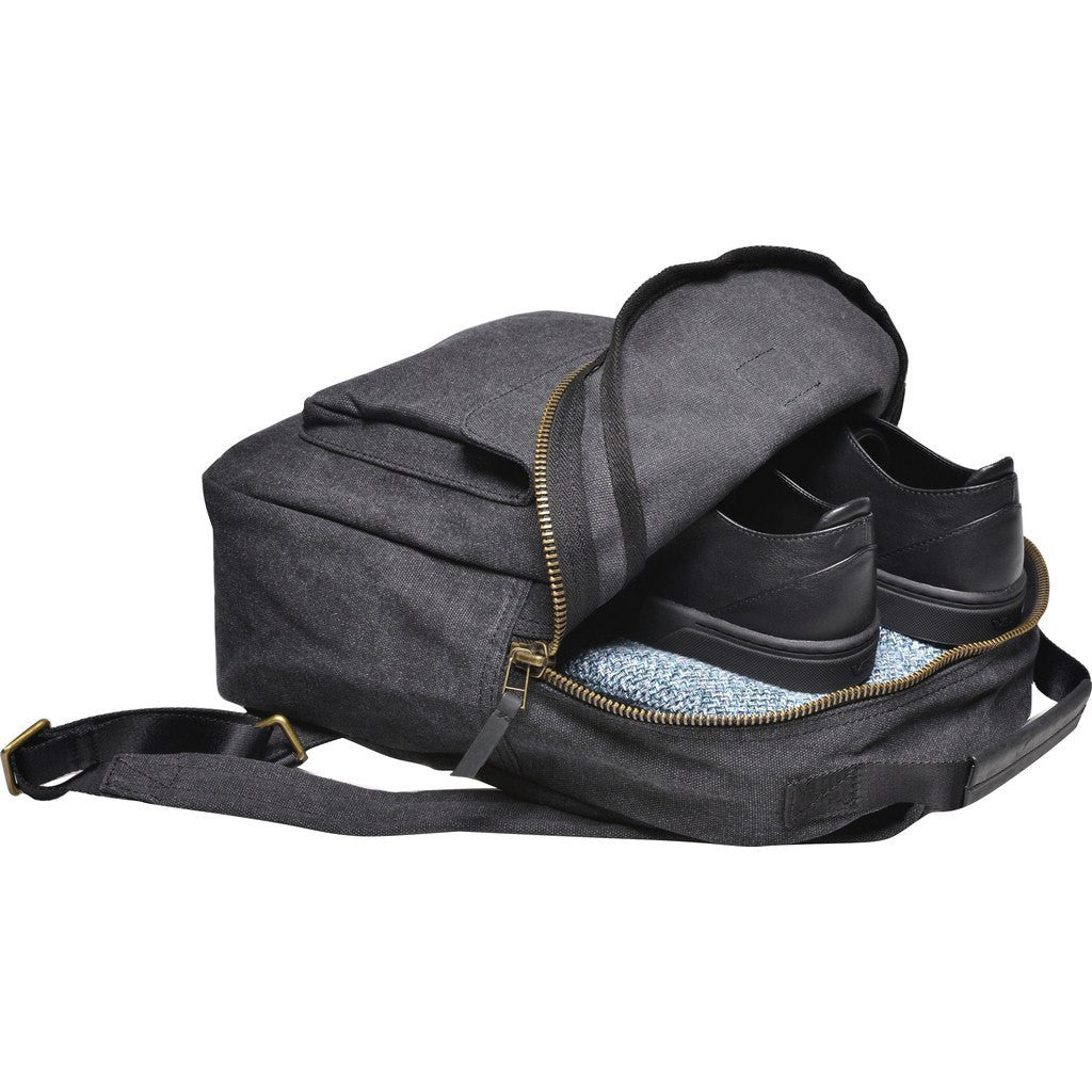 Souve Bag Co Canvas Medium Backpack | Anthracite [AR00045]