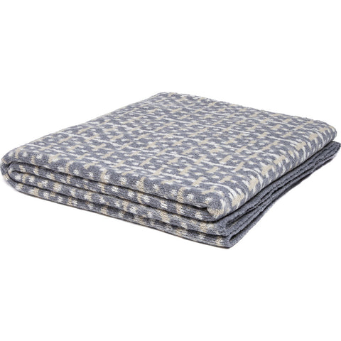 Stacy Garcia Retro Eco Throw | Moss/Milk/Flax/Alum- SG-RT03