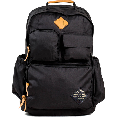 United By Blue 24L Arid Backpack | Black- 504-0022-2239