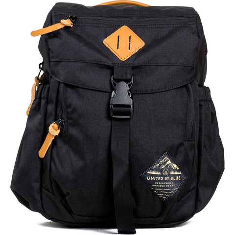United By Blue Bluff Utility Backpack | Black- 504-0025-2239
