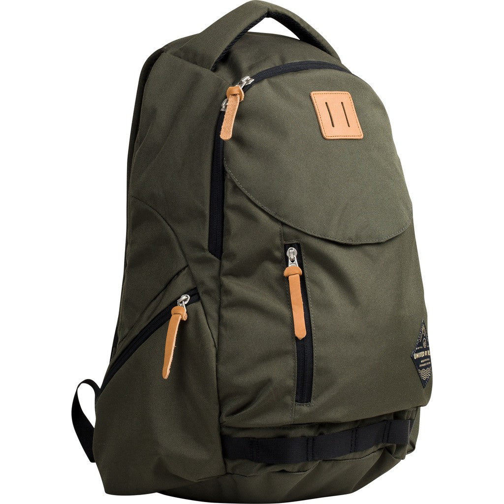 United By Blue 25L Rift Pack Backpack | Olive RIFTPAC-OL
