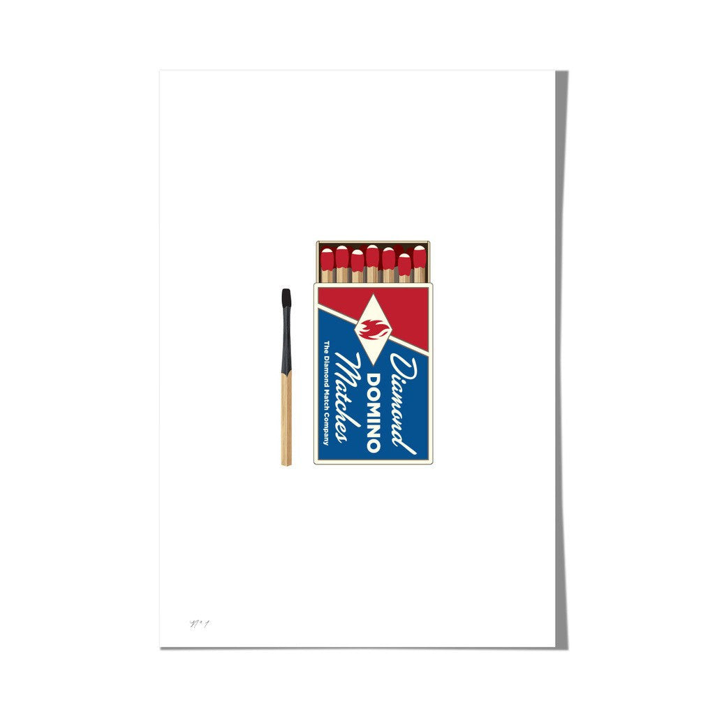 "Roo Kee Roo Art Print | Matches 13"" x 19"""