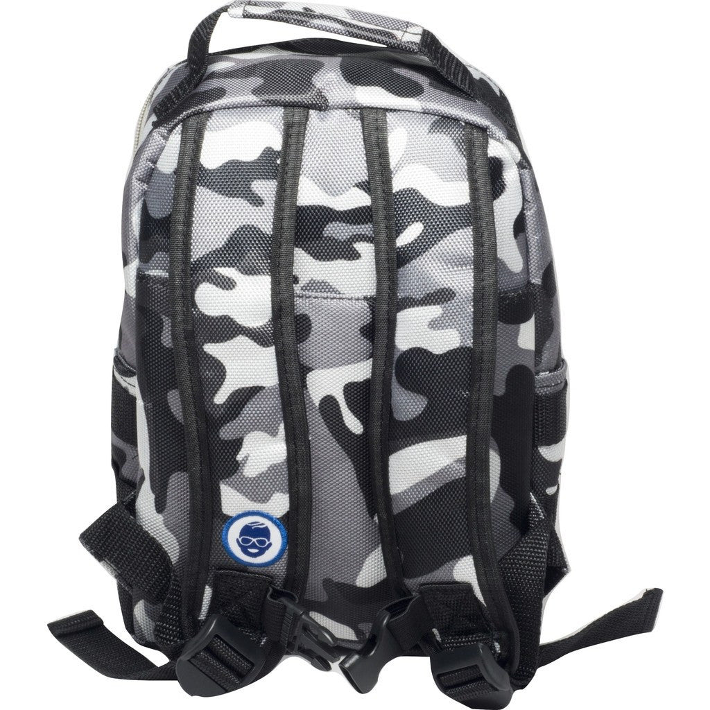 Babiators Rocket Pack Backpack | Galactic Gray Camo