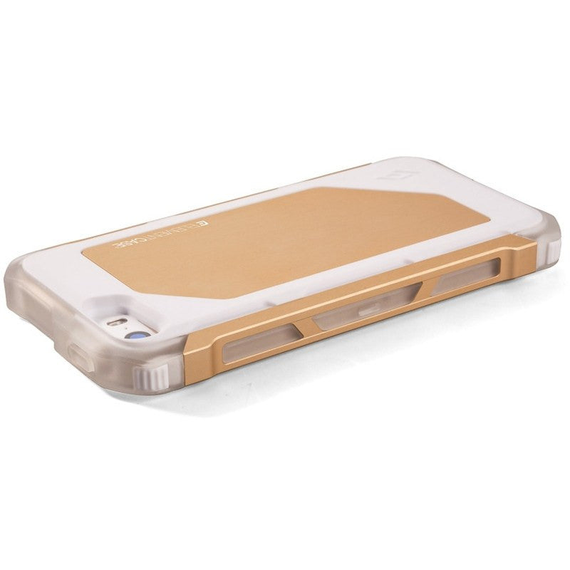 ElementCase Rogue iPhone 5/5s Case White/Gold