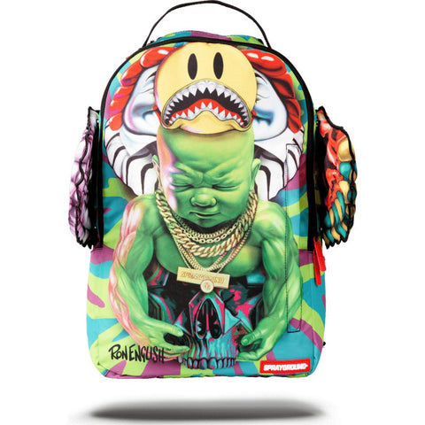 Sprayground Ron English Wings Backpack | Multi-Color 9100B878NSZ