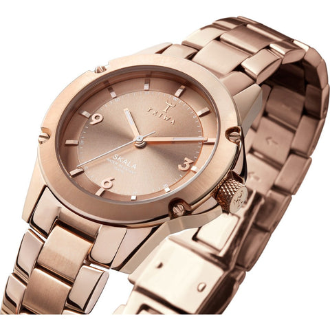 Triwa Rose Skala Watch | Rose Brick SKST102-BK021414