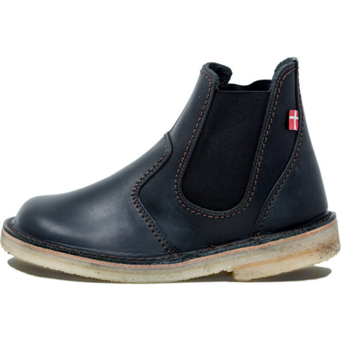 Duckfeet Roskilde Leather Boots in Bio