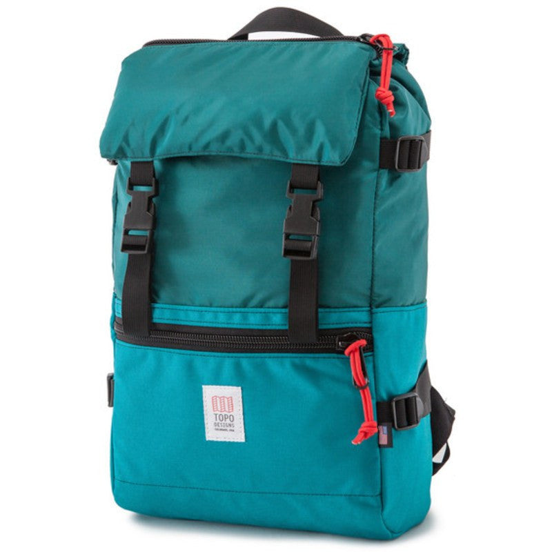 Topo Designs Rover Pack Backpack | Turquoise