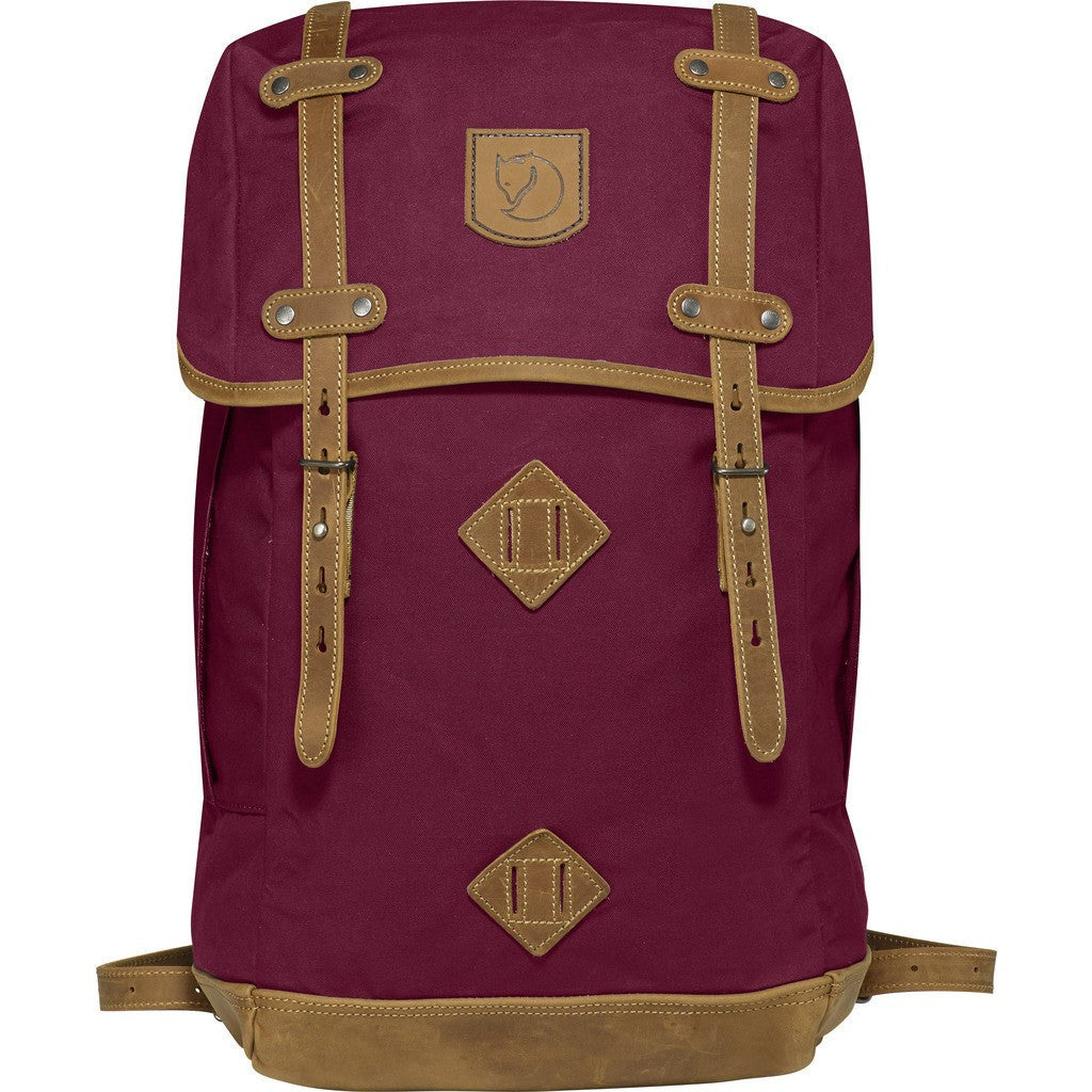 Fjallraven Rucksack No. 21 Large Backpack | Plum F24206-420