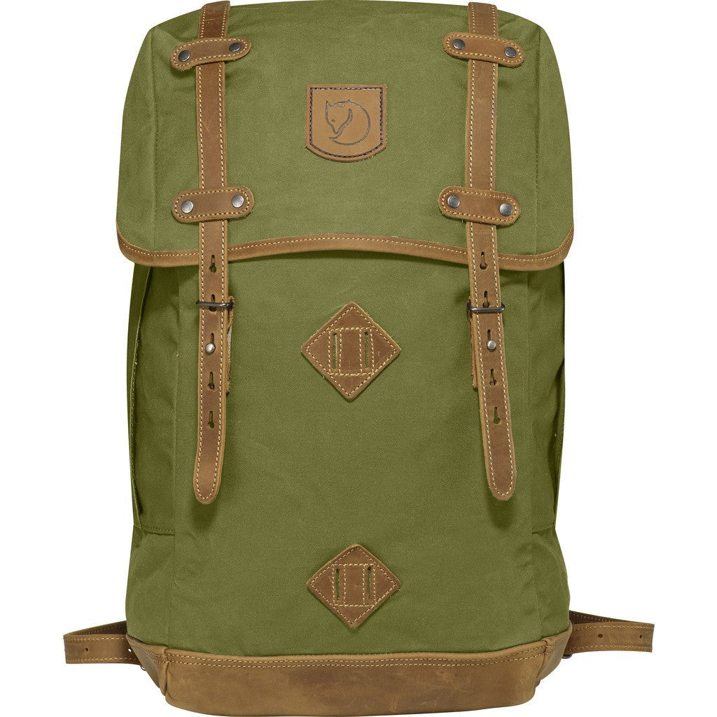 Fjallraven Rucksack No. 21 Large Backpack | Meadow Green F24206-602