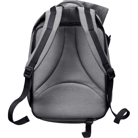 Cote et Ciel Isar Large Eco Yarn Backpack | Black Melange 27701