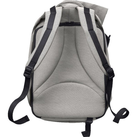Cote et Ciel Isar Large Eco Yarn Backpack | Grey Melange 27702