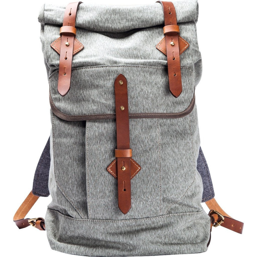 Tanner Goods Wilderness Rucksack Backpack | Spruce Salt & Pepper 3102 27310