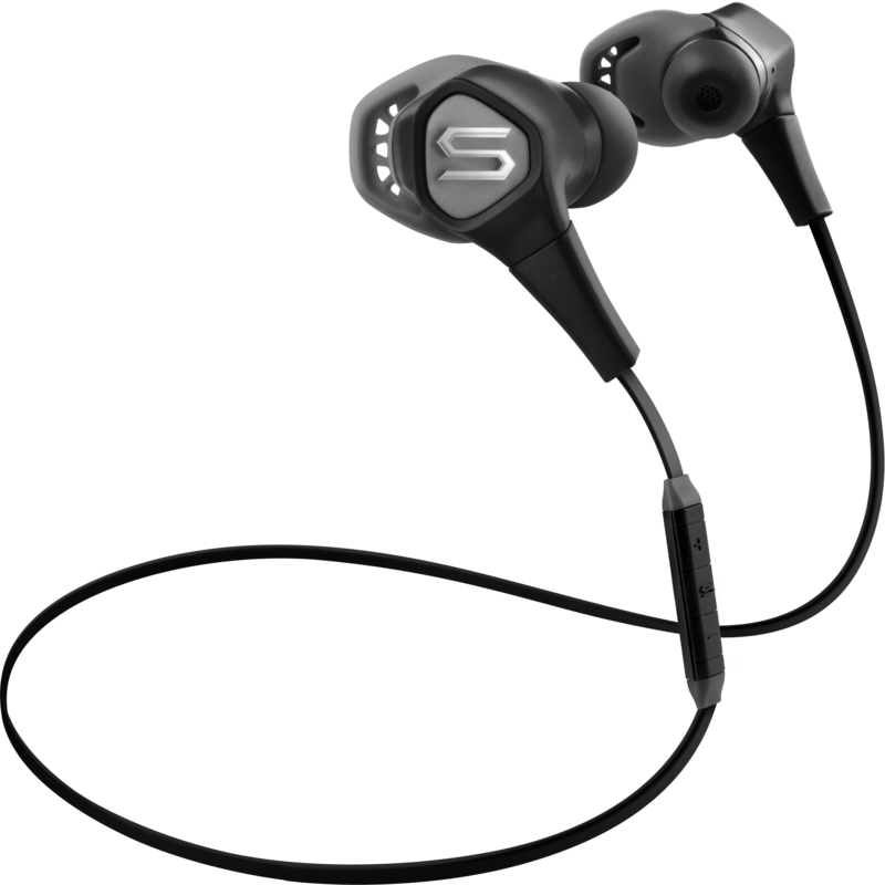 Soul Run Free Pro Wireless Active Bluetooth Earphones | Black