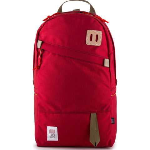 Topo Designs Daypack Backpack | Red